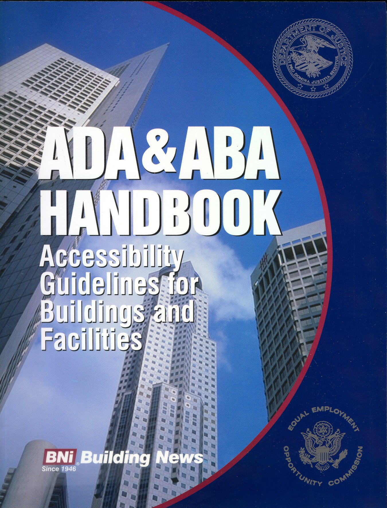 ADA / ABA handbook : accessibility guidelines for buildings and facilities