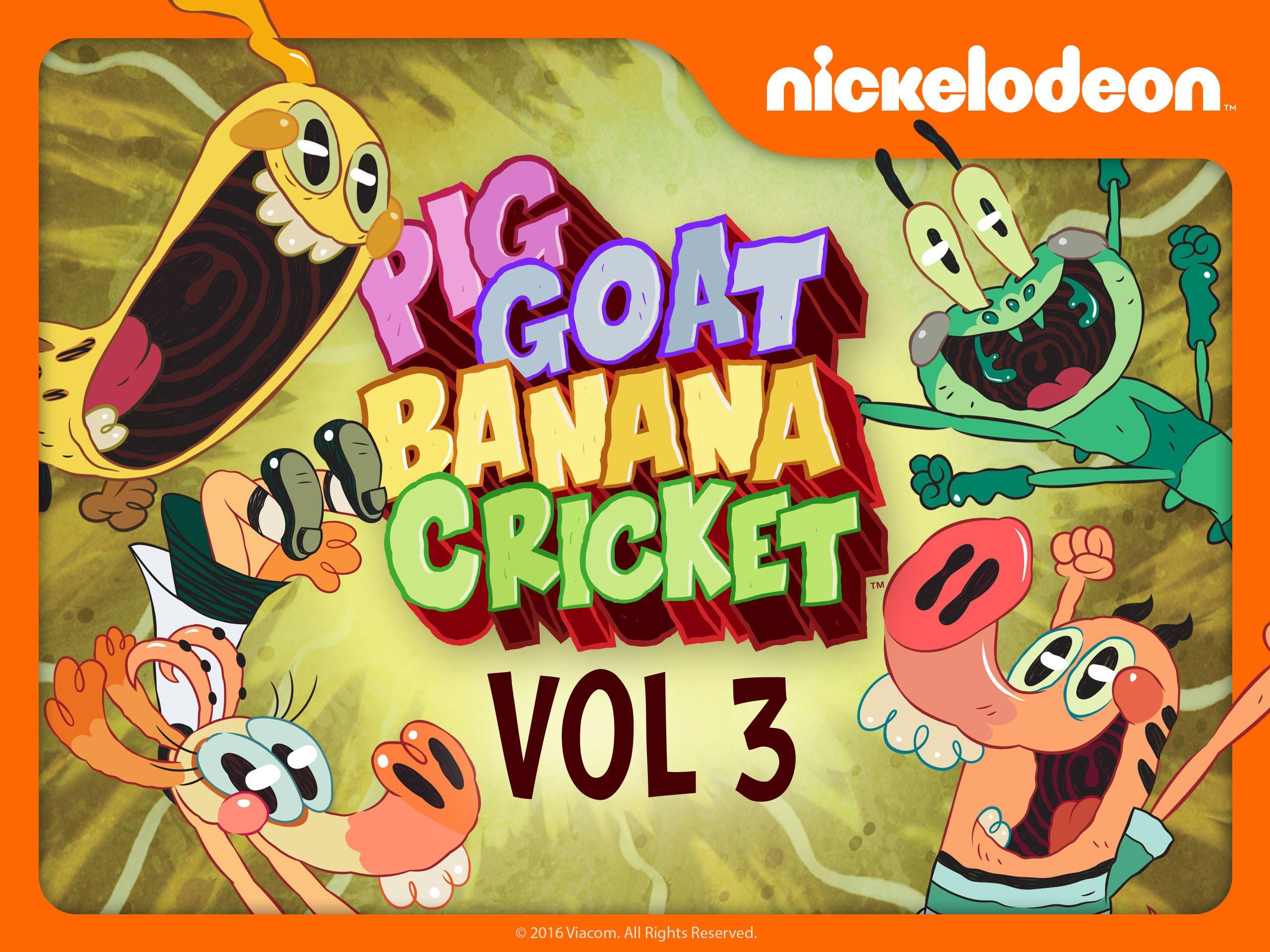 Watch Pig Goat Banana Cricket Volume 3 Prime Video
