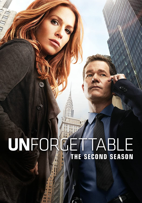 Unforgettable: The Second Season Poppy Montgomery Dylan Walsh Jane Curtin Dallas Roberts
