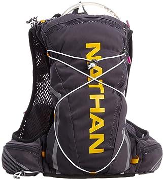 f3fd9d4e34 Nathan VaporShadow 2-Liter Hydration Vest, Nathan Grey, Small/Medium