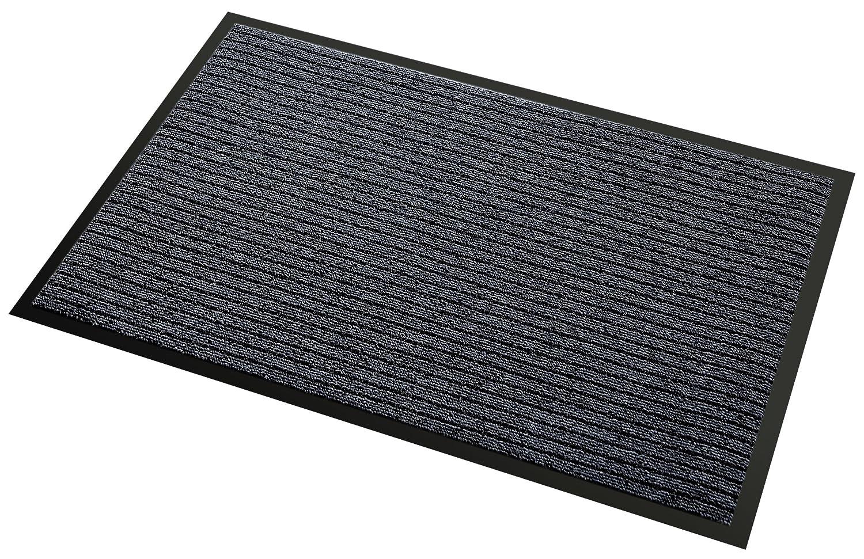 3M™ Nomad™ Aqua Textile Drop Down Mat 45, Black, 1.2 m x 1.8 m, 1/Case 7000032557