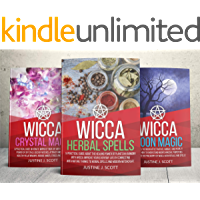 Wicca: Magic Starter Kit - This Book Includes