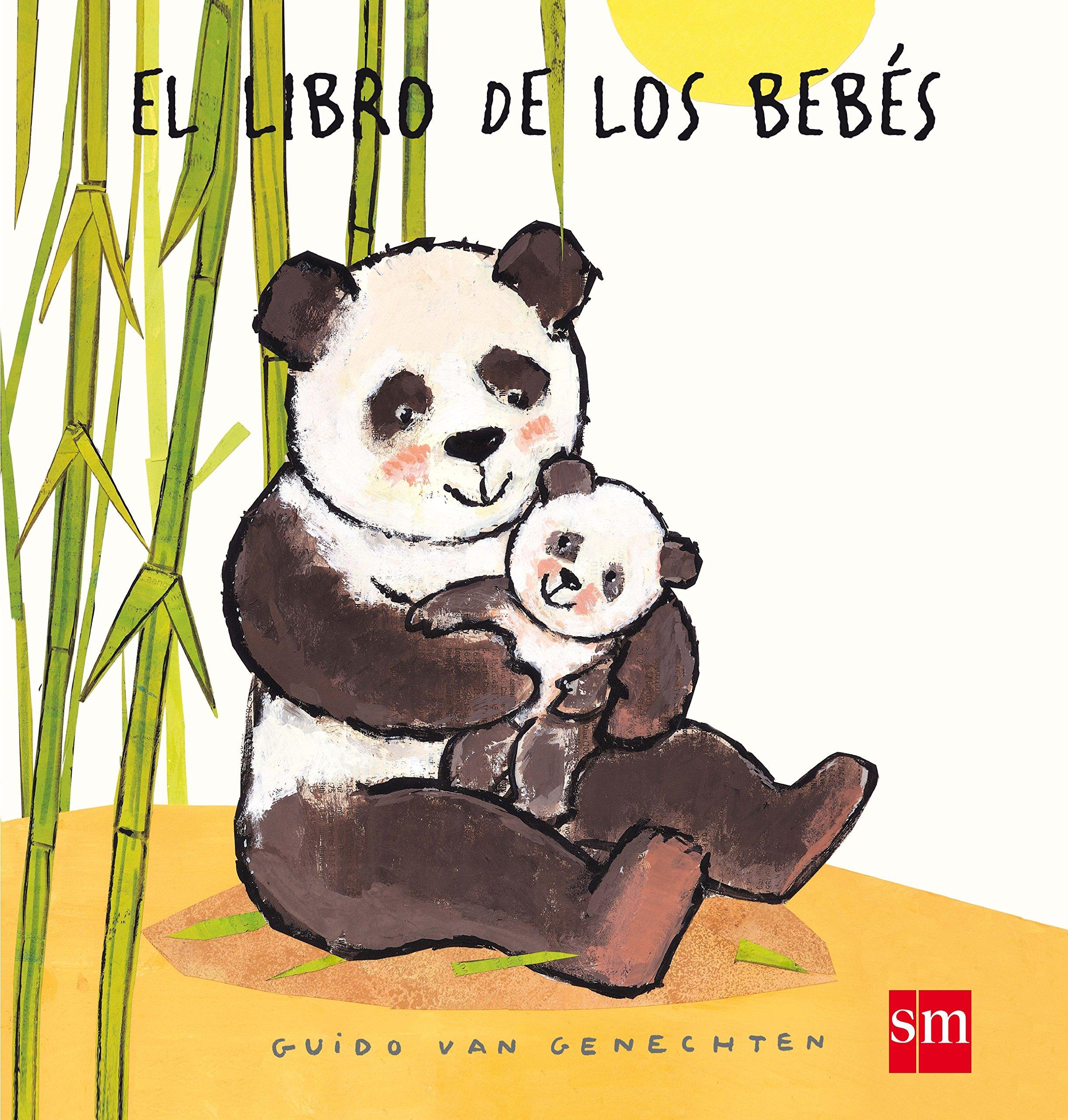 El libro de los bebés (Libros de cartón): Amazon.es: Guido van Genechten,  Teresa Tellechea: Libros