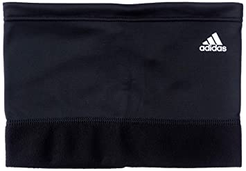 03a53fd57cfc adidas Men s Climawarm Neck Warmer, Black Reflective Silver, One Size