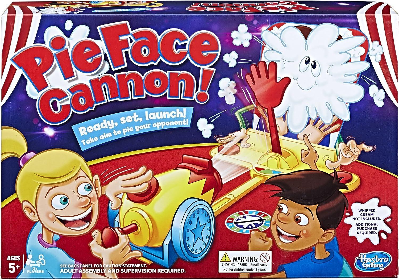 Pie Face Cannon Game - Juego de Mesa de Nata montada, para niños a ...