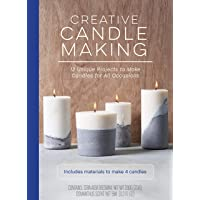 Creative Candle Making: 12 Unique Projects to Make Candles for All Occasions
