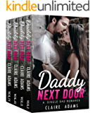 Daddy Next Door - The Complete Series Box Set (A Single Dad Navy SEAL Romance) (English Edition)