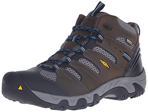 f3e8fc4b396 KEEN Men's Koven Mid Waterproof Hiking Boot