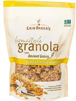 Erin Baker's Homestyle Granola Instant Oatmeal