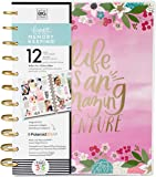Me & My Big Ideas Happy Memory Keeping Undated 12-Month Planner, Multi-Colour, 29.21 x 25.91 x 3.3 cm