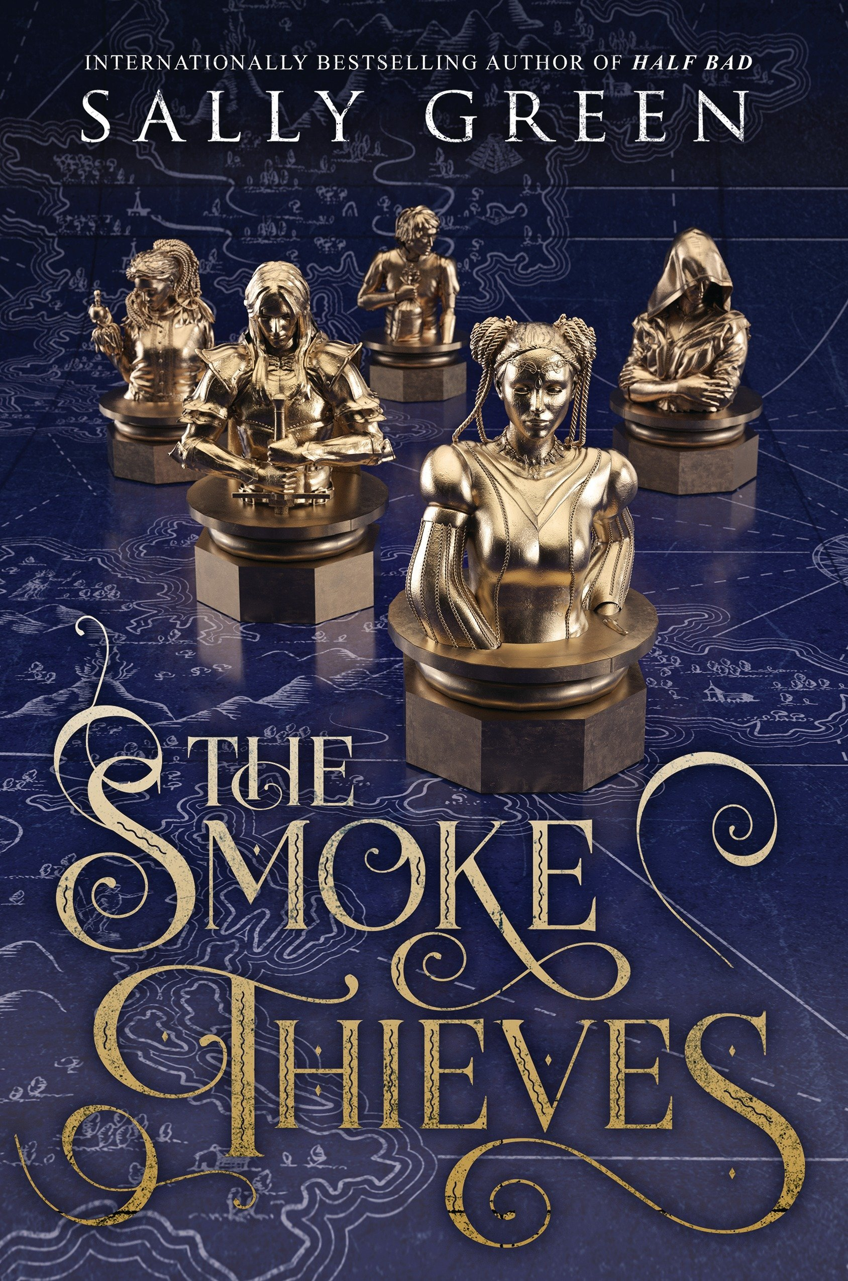 Amazon.com: The Smoke Thieves (9780425290217): Green, Sally: Books