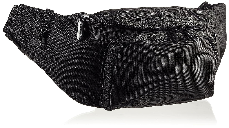 Bauchtasche Wimmerl Gürteltasche schwarz une-Bag QD12