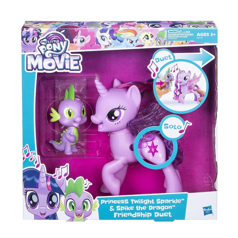 Amazoncom My Little Pony Princess Twilight Sparkle Spike The