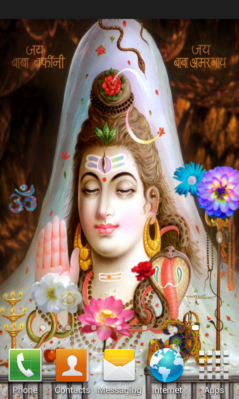 Lord Shiva Hd Live Wallpaper Amazonca Appstore For Android