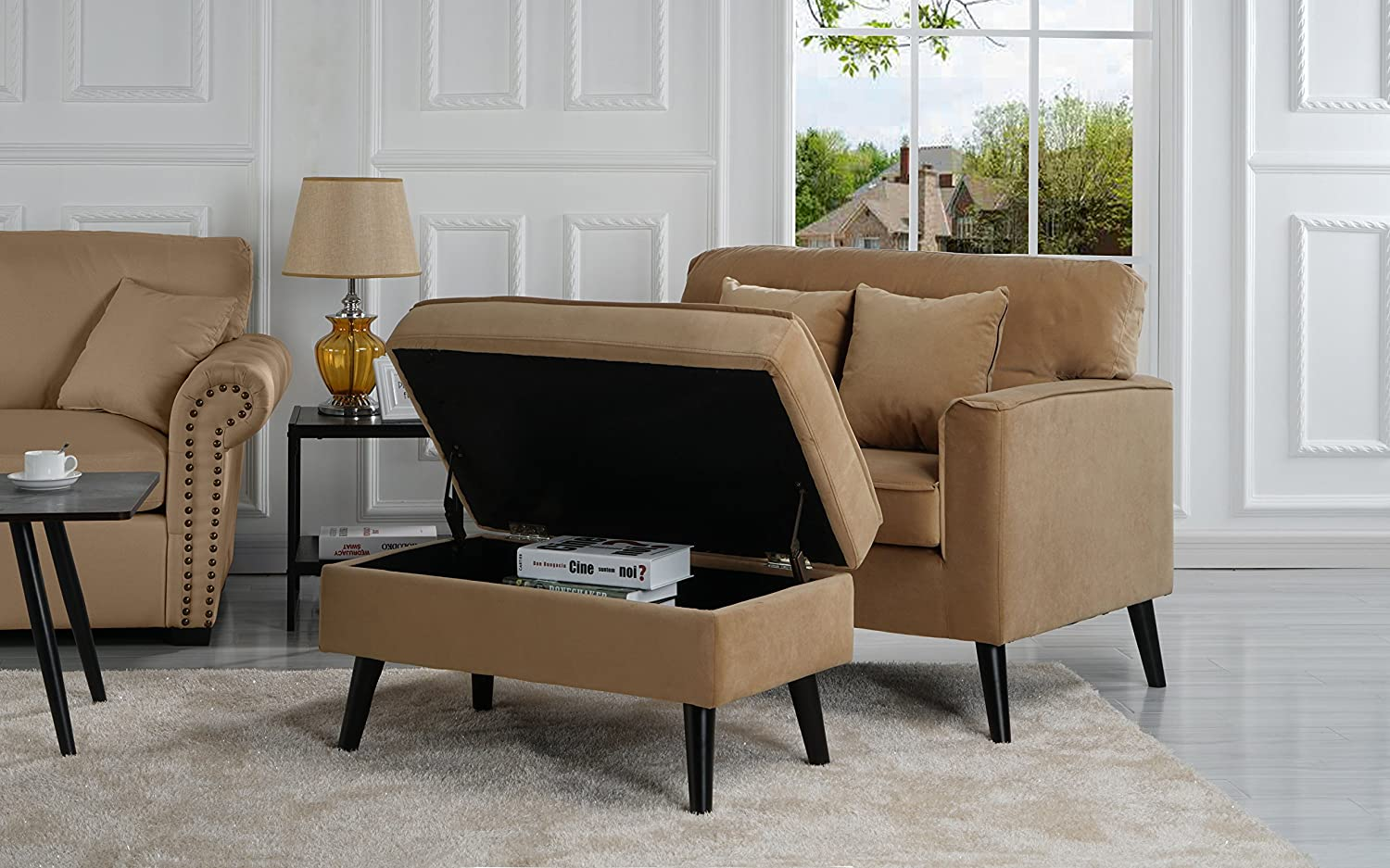 Best Extra Wide Living Room Chairs