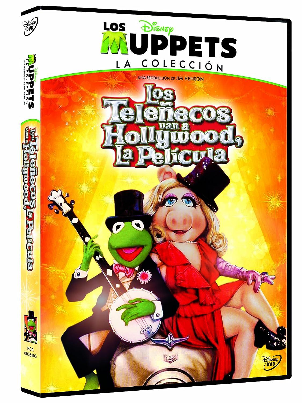 Los teleñecos van a Hollywood Edición 50 aniversario DVD ...