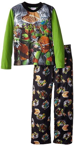 Amazon.com: Teenage Mutant Ninja Turtles Little Boys Pizza ...