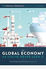The Global Economy as You've Never Seen It: 99 Ingenious Infographics That Put It All Together Hardcover