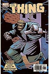 The Thing - Startling Stories (Vol 1 thru 4) Comic