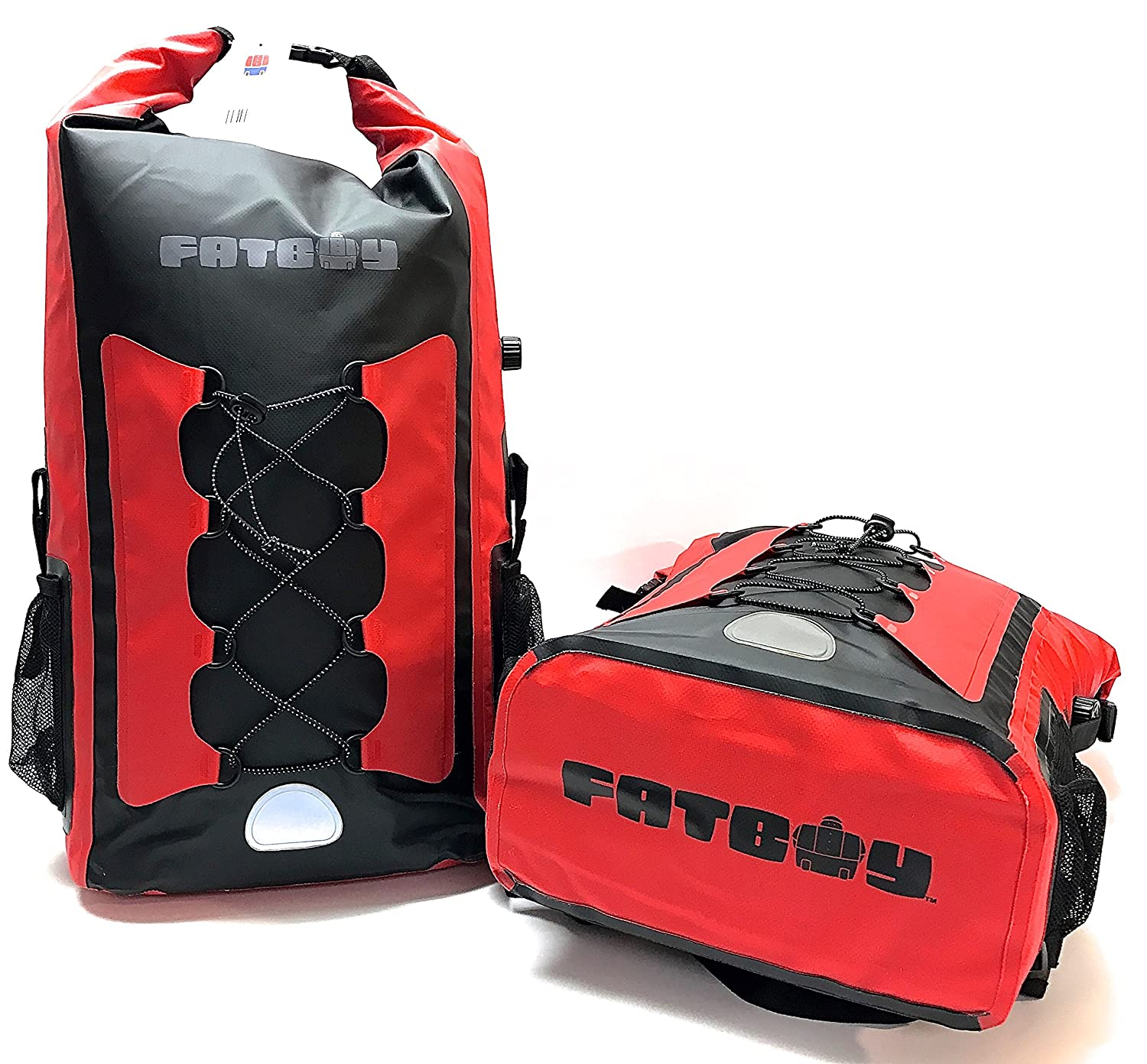 Fatboy Kayak and Canoe Backpack Soft Cooler, Cardinal Red