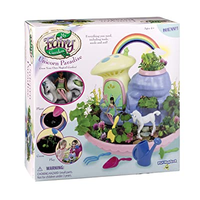 My Fairy Garden Unicorn Paradise - Grow Your Own Magical Garden!: Toys & Games