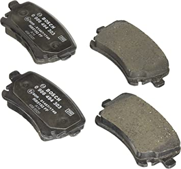 Front Rear Premium Ceramic Brake Pad For 06 07 08 09 10 11 12 13 Audi Volkswagen