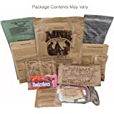 MRE (Meals Ready-to-Eat) Genuine US Military Surplus w/ Menu Selections, 07 Beef Brisket by Western Frontier by Western Frontier