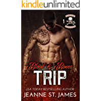 Blood & Bones: Trip (Blood Fury MC Book 1)