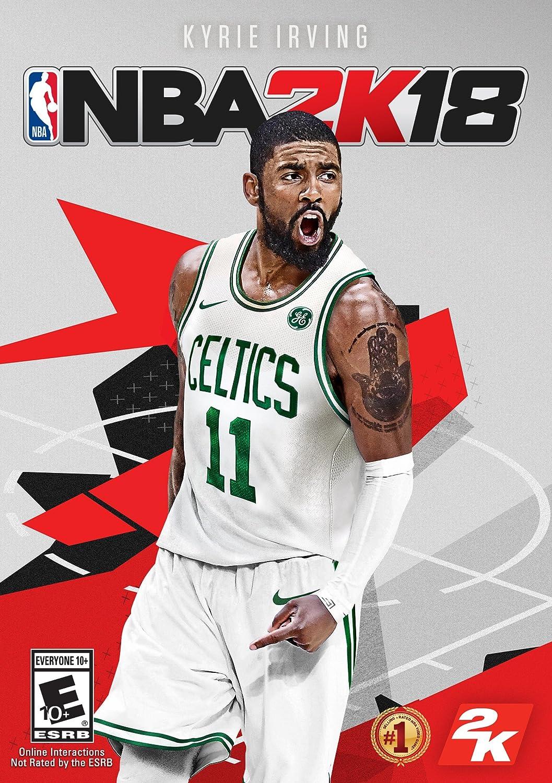 Amazon com: NBA 2K18 [Online Game Code]: Video Games