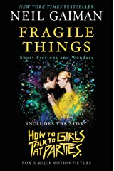 Fragile Things: Short Fictions and Wonders Kindle Edition