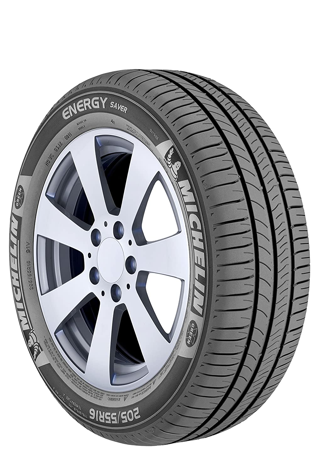 MICHELIN ENERGY SAVER+ - 195/65/15 91H - A/C/70dB - Summer Tyre (Passenger Car)
