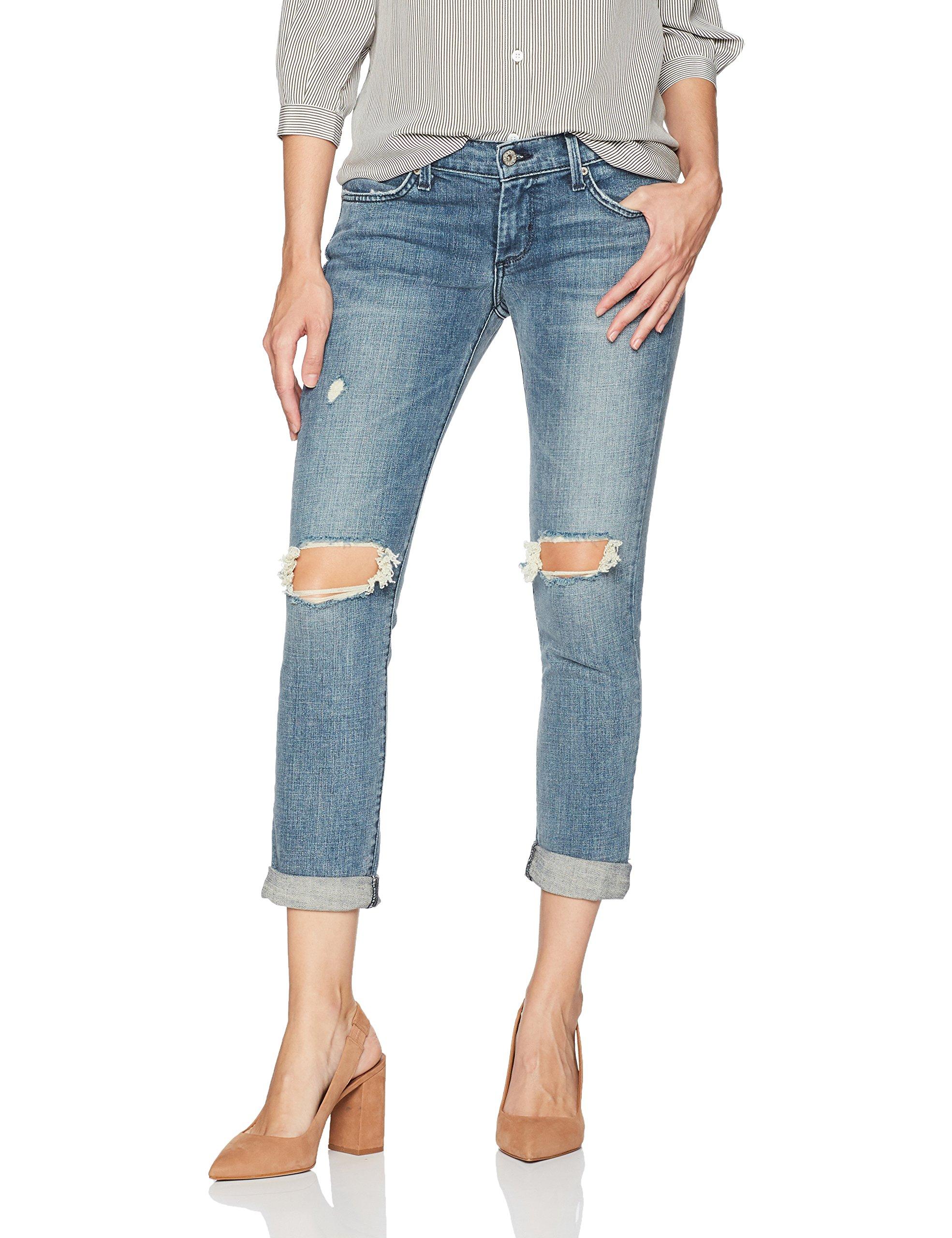 Buy Authentic discount price big discount of 2019 James Jeans Women's Neo Beau Girlfriend Jean, Heritage, 25