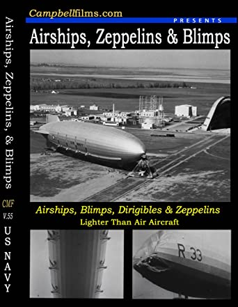 Amazon com: Airships, Blimps, Dirigibles and Zeppelins Old