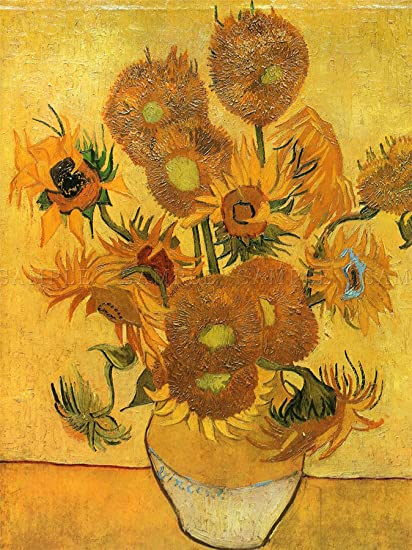 Amazon Doppelganger33 Ltd Vincent Van Gogh Still Life Vase With