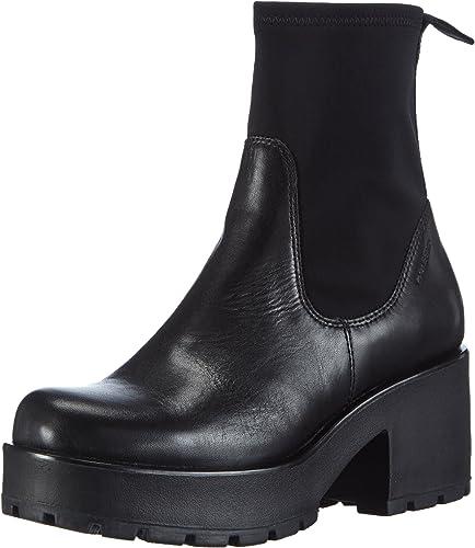 Vagabond Dioon, Bottines Femme Noir (black 20) Nouveau produit