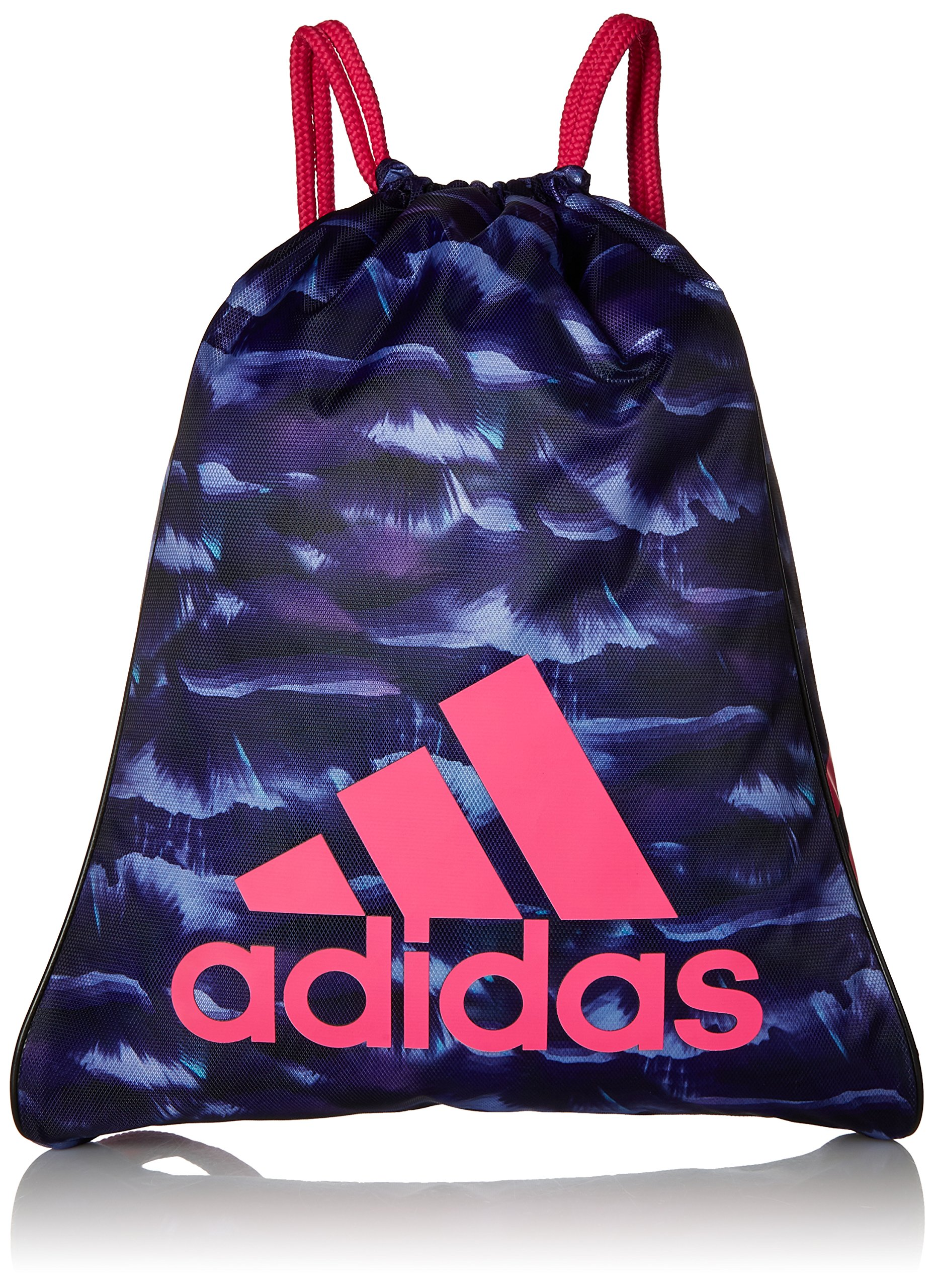 1cbbc2fec7 Galleon - Adidas Burst Sackpack-Cosmic Collegiate Purple Shock Pink ...