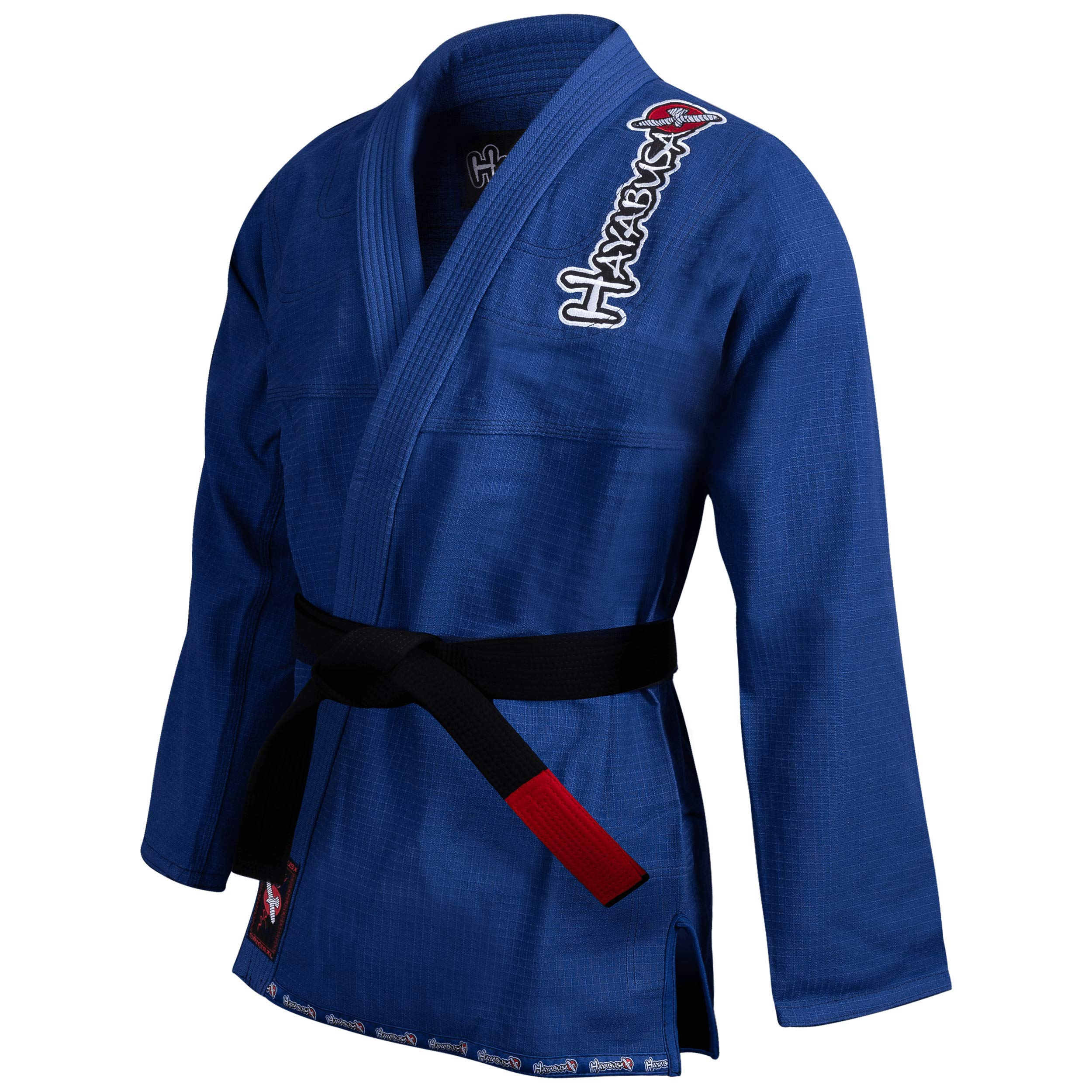 Hayabusa BJJ Gi | Adult Pro Jiu Jitsu Gi - Jacket Only | Blue, A5 by Hayabusa