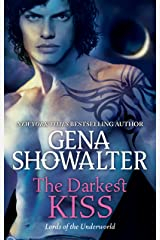 The Darkest Kiss (Lords of the Underworld Book 2) Kindle Edition
