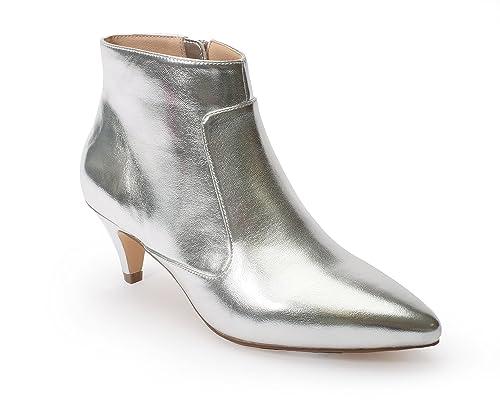 7b75977cea8 Jane and the Shoe Women's Kizzy Kitten Heel Ankle Boot