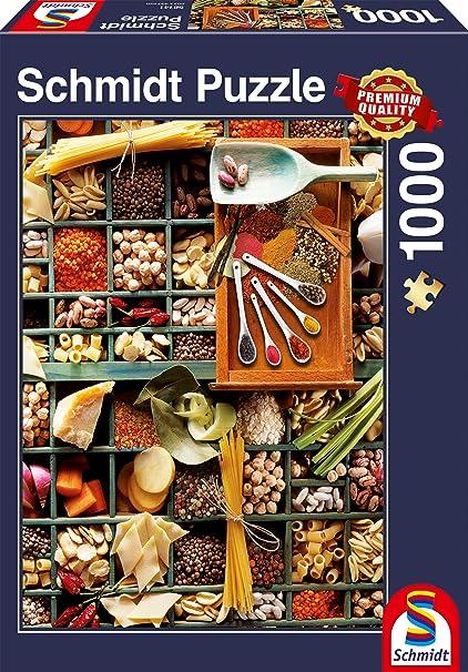 Buy Kitchen Potpourri Jigsaw Puzzle, 1000-Piece Online at