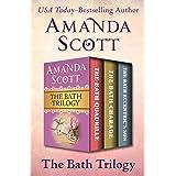 The Bath Trilogy: The Bath Quadrille, The Bath Charade, and The Bath Eccentric's Son