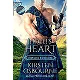 Holli's Heart: A Heartsgate Book Club Time Travel Romance (Heartsgate Highlanders 2)