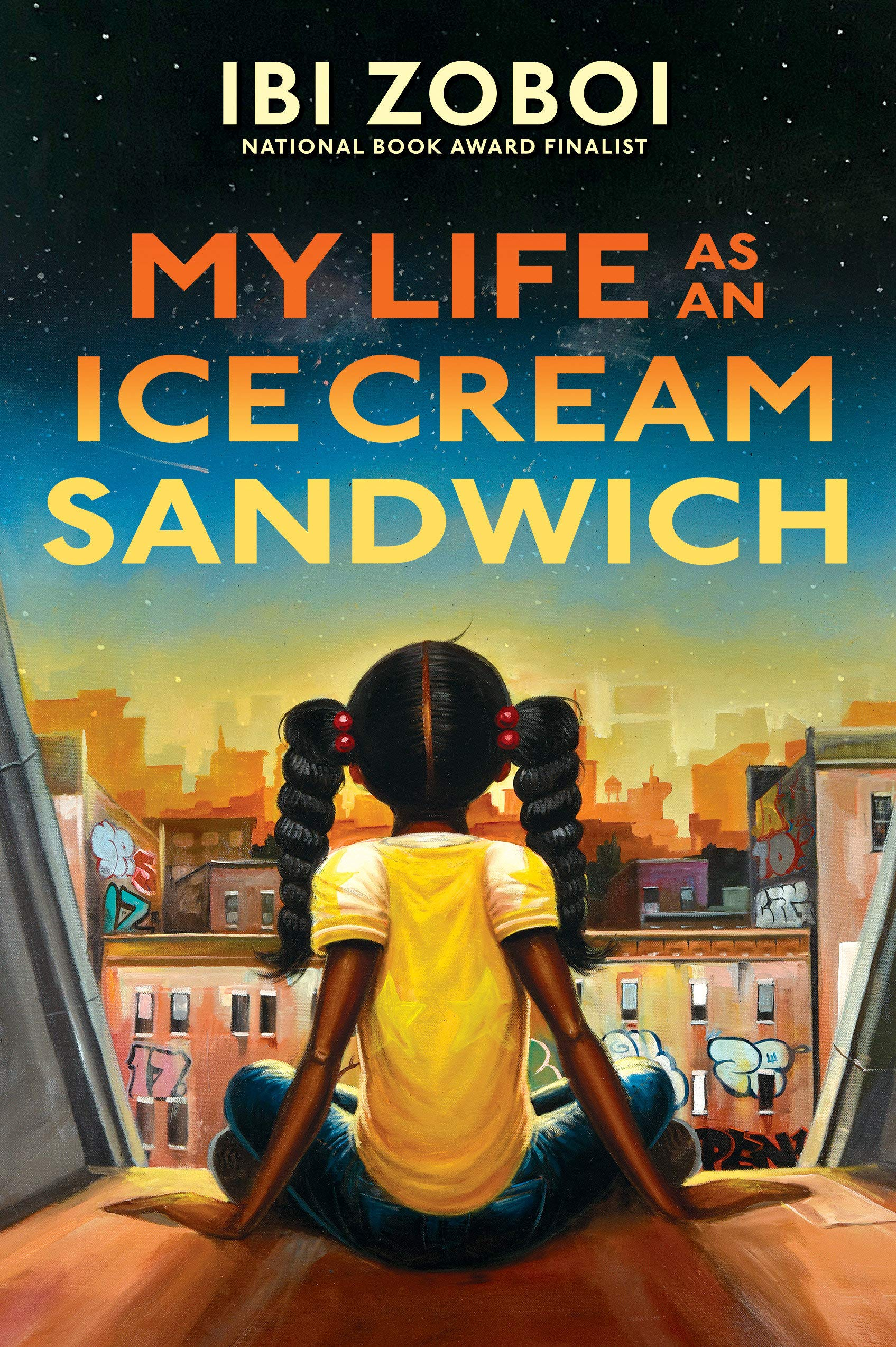 My Life as an Ice Cream Sandwich - Books with Black Protagonists