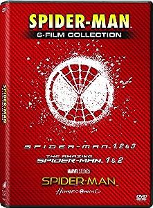 The Amazing Spider-Man 2 / Amazing Spider-Man / Spider-Man (2002) / Spider-Man 2 (2004) / Spider-Man 3 (2007) / Spider-Man: Homecoming - Set