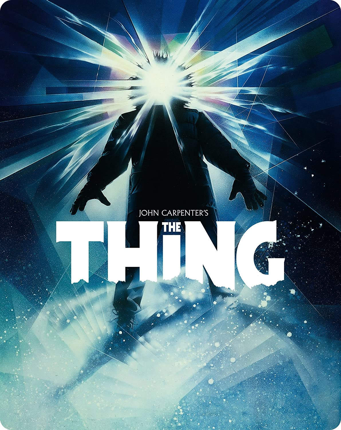 The Thing Limited Edition Steelbook 4k Remastered Import Blu Ray Dvd Blu Ray