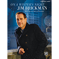 Jim Brickman: On a Winter's Night: The Songs and Spirit of Christmas for Piano/Vocal/Chords book cover