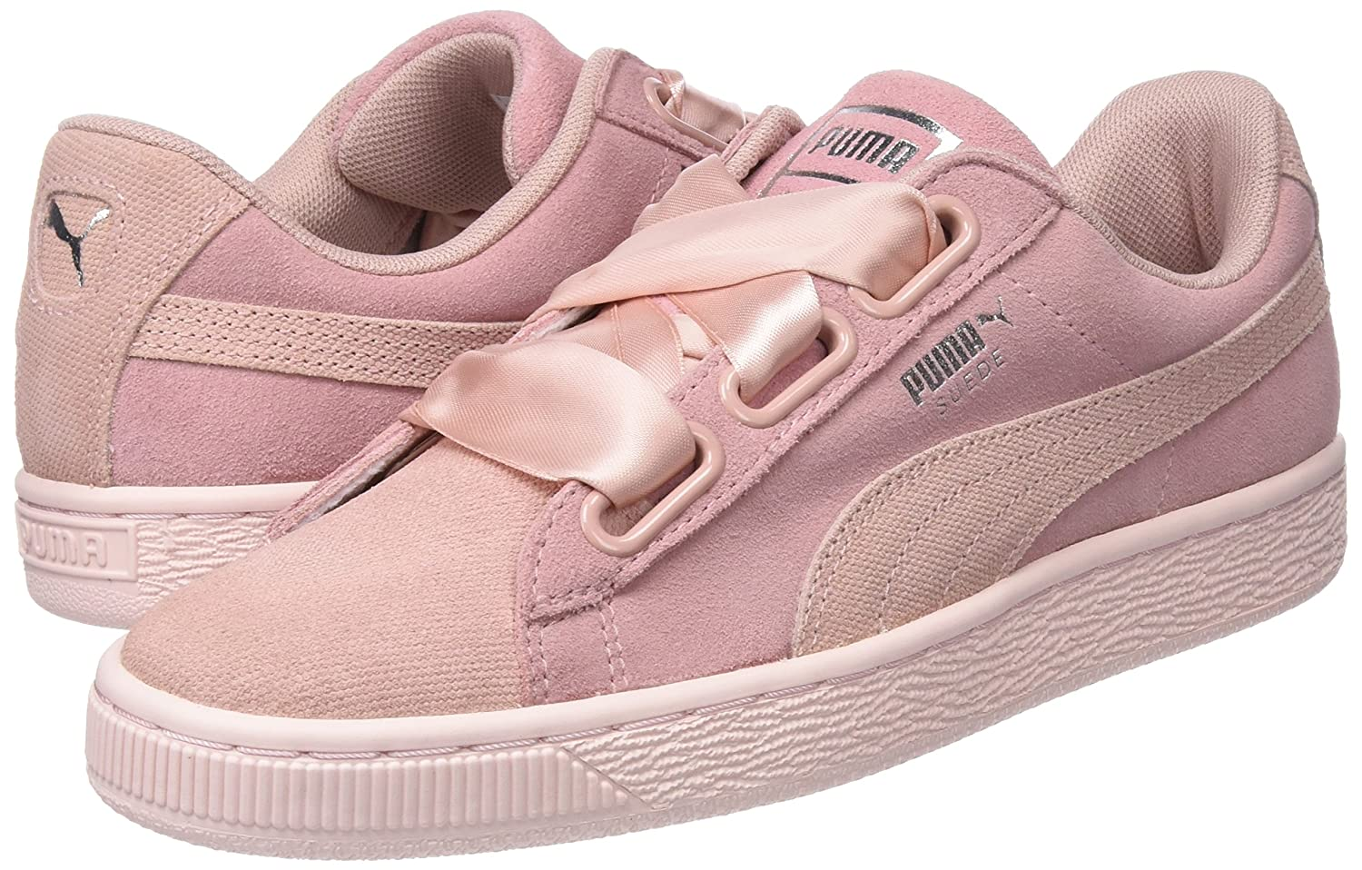Puma Women's Suede Heart Pebble WN's Trainers