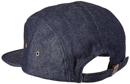 Herschel Glendale Classic Hat Cap 1007 Raw Denim  Amazon.co.uk  Clothing ab8d3269f1d8