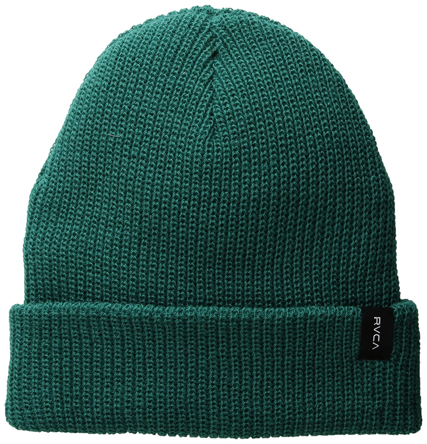 5d2eded7 RVCA Mens Towne Beanie, O/S, Teal: Amazon.co.uk: Clothing