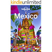 Lonely Planet Mexico (Travel Guide) (English Edition)